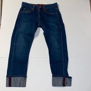 LEVI'S 509 Low Slouch Crop Jeans